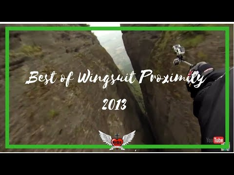 Best of Wingsuit Proximity Flying 2013 klip izle