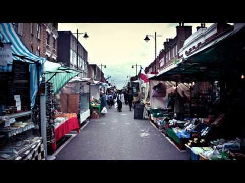 Chapel Street market Buckingham Buckinghamshire