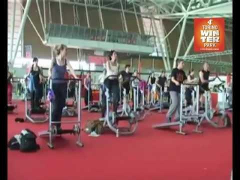 Torino Winterpark 2011: fitness e sport @ Oval Lingotto Fiere Promo