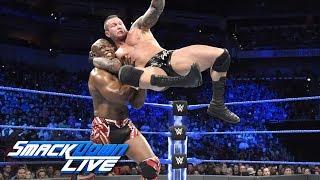 Randy Orton vs. Shelton Benjamin: SmackDown LIVE, April 24, 2018