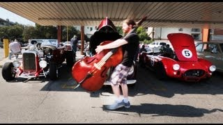 Sidewalk Session - Casey Abrams BONUS /// Summertime