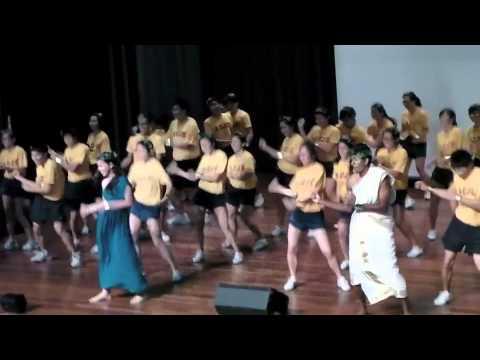 2012 ACJC Orientation - Clan Walk-Ins