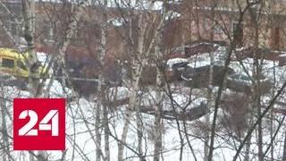 Нападение на инкассаторов в Москве: один преступник убит
