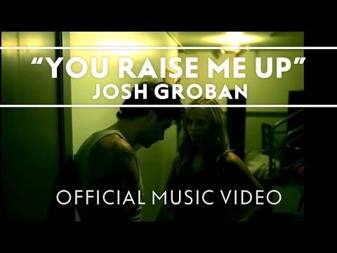 Josh Groban - You Raise Me Up [Official Music Video]