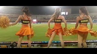 Hot Cheer girls Dance 'IPL 7'