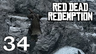 Red Dead Redemption (Xbox One) E34 - Mountains of Cochinay