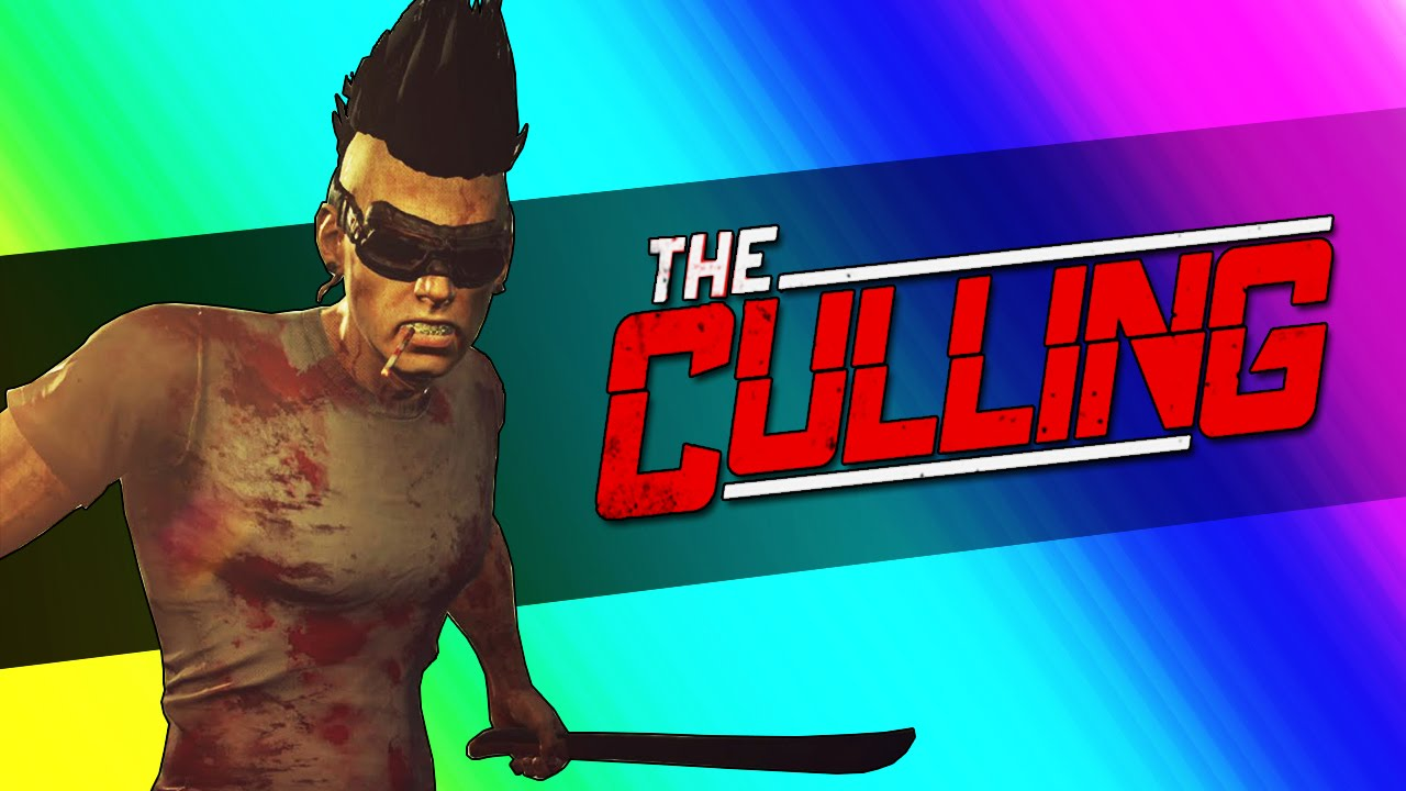 The Culling Funny Moments - Delirious's Man Finder (Hunger Games / Battle Royale)