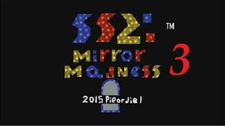 Gameplay SM64 Shining Stars 2: Mirror Madness (Kurs 3 Ende) Part 3