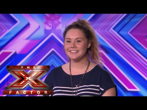 Oceane Guyot sings Mariah Carey's Emotions - Audition Week 1 - The X Factor UK 2014