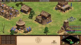 Age of Empires II  HD Edition standard game ep. 1 no mic