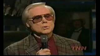 Watch George Jones Cold Cold Heart video