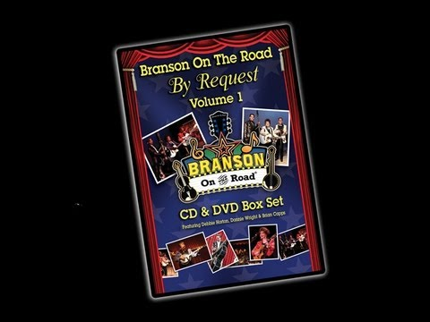 BRANSON ON THE ROAD - BY REQUEST CD PROMO