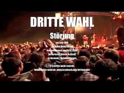Dritte Wahl - Strung Live