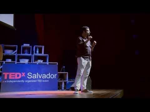 Abrace o presente: Mauricio Castro no TEDxSalvador