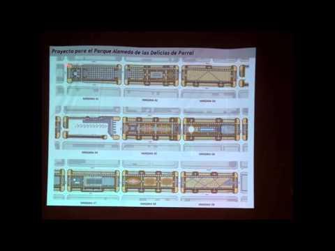 Presentación de  proyecto nueva alameda de Parral