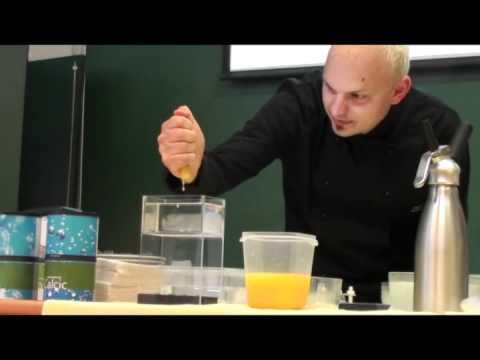 ŘŽ – Molekulární kuchyně_ příprava pomerančového kaviáru