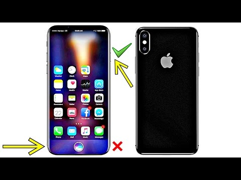 iPhone 8 CONFIRMED Design & NEW Touch ID Location?