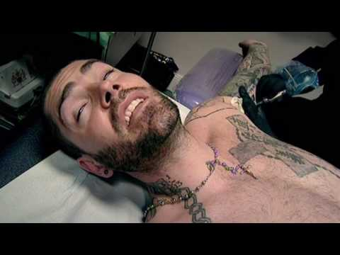 London Ink - Shane Lynch from Boyzone