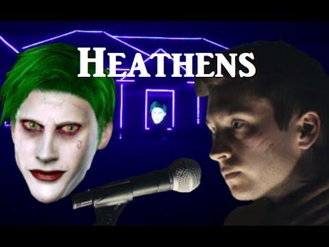 2016 Halloween Light Show (Heathens)