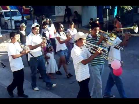 chinelos en desfile primavera tlayecac 2010