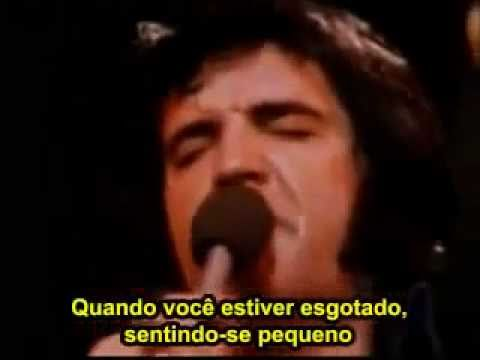 Elvis Presley -  Bridge Over Troubled Water Legendado Regina Esposito