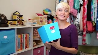 How to Organize: The Kid's Room