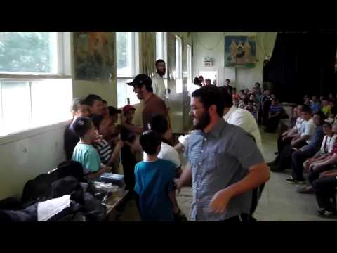 Gan Yisroel Montreal 5772 - Intro