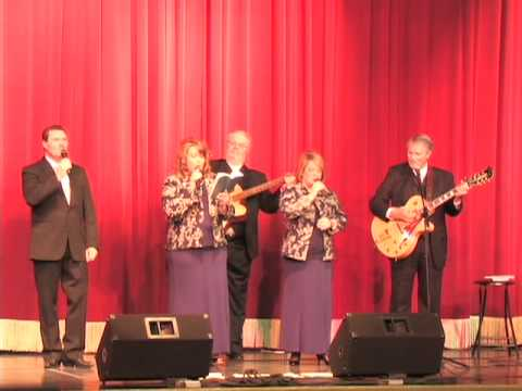 The Chuck Wagon Gang sings a tribute to Albert E. Brumley