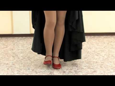 Уроки фламенко - видео