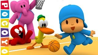 LETS GO POCOYO season 3 | cartoons for children | 60 minutes with Pocoyo! (5)