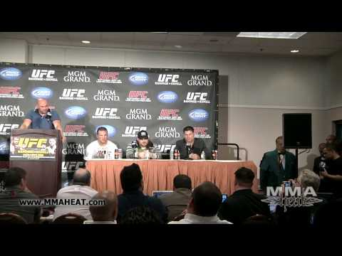 UFC 130 Post-Fight Press Conference (Complete & Unedited)