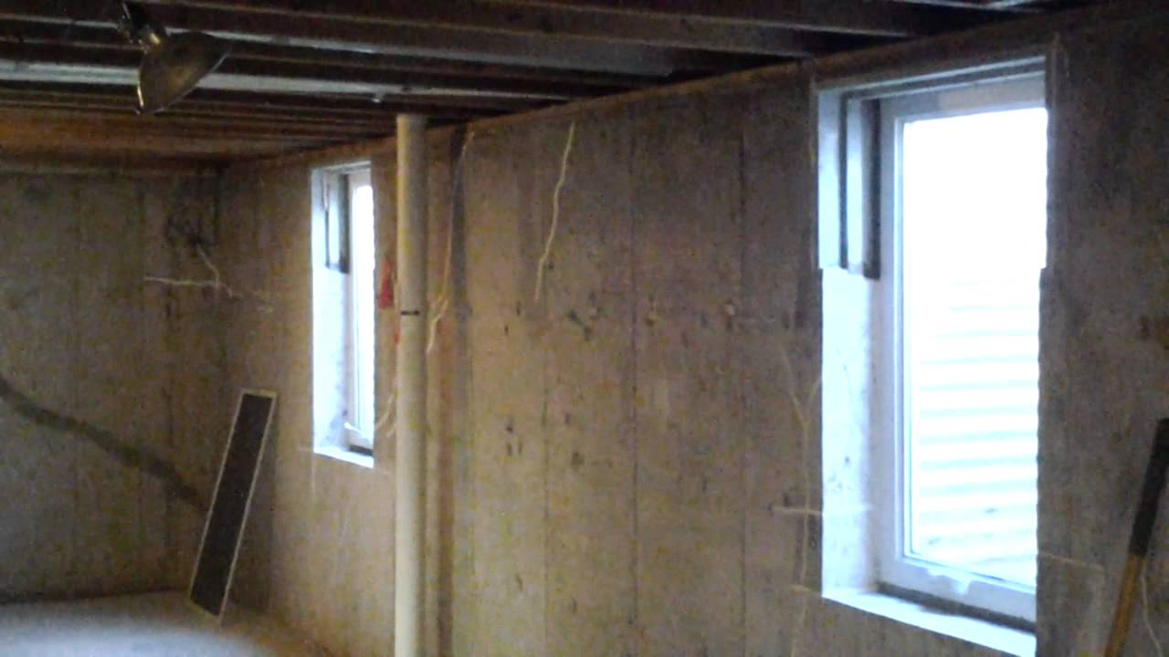 basement window replacement denver youtube