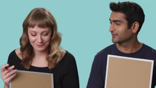 Kumail Nanjiani and Emily V. Gordon Spill Truths and Secrets | THE BIG SICK