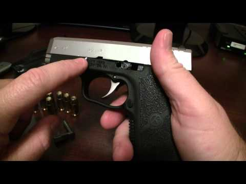 Kahr CW .40 Handgun Review