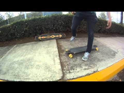 nollie crack hop trick tip