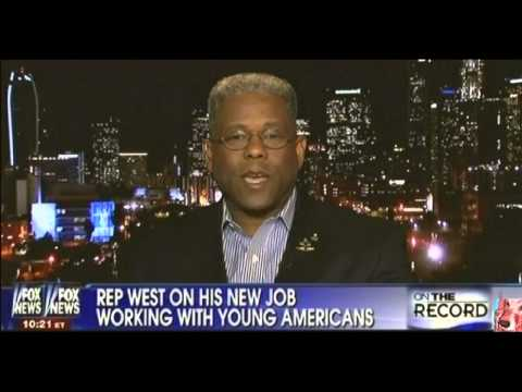 On The Record ~ Allen West announces he will be joining PJ Media