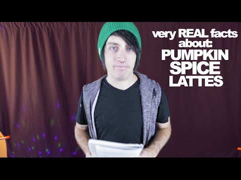 Real Facts About Pumpkin Spice Lattes | MattG