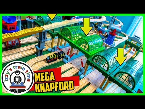 MEGA HUGE KNAPFORD | Thomas and Friends Pretend Play