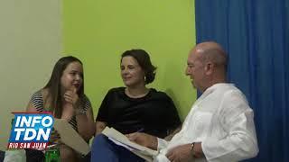 NOTICIAS DE RIO SAN JUAN  MARTES 19 FEBRERO 2019