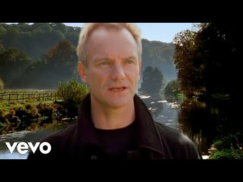 Sting - Sting Feat. Mary J. Blige - Whenever I Say Your Name