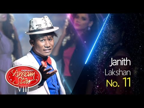 Derana Dream Star Season VIII | Aiyata Me Rajage  By Janith Lakshan