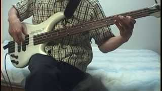 PRISM -UNFORGETTABLE- Bass cover