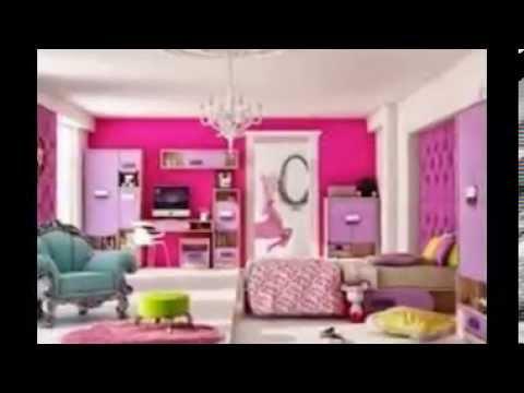 Pokoje Dla Dziewczynek W R Nym Wieku Youtube
