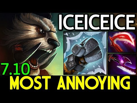 Iceiceice Dota 2 [Tusk] Most Annoying Hero! Offlane Roaming