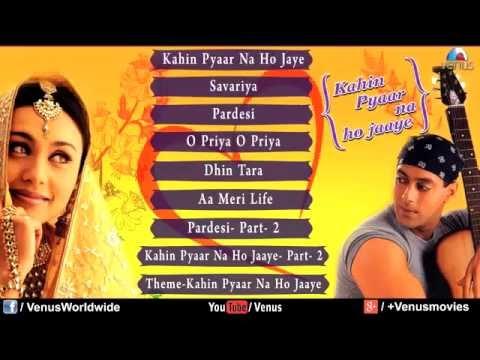 Kahin Pyaar Na Ho Jaaye Audio Jukebox
