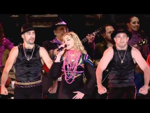 La Isla Bonita+Le La Pala Tute. Madonna featuring Kolpakov Trio.