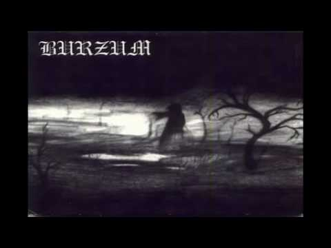 Burzum - Black Spell Of Destruction