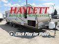 HaylettRV - 2013 Jayco 27DSRL White Hawk Ultralite Rear Living One Owner Used Travel Trailer