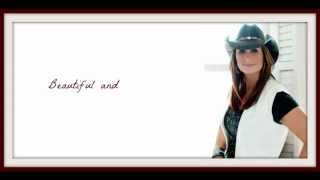 Watch Terri Clark Beautiful  Broken video