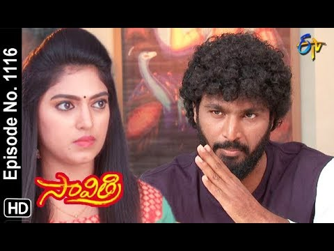 Savithri | 29th October 2018 | Full Episode No 1116 | ETV Telugu